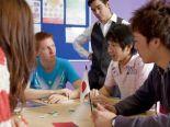 世界中の学生と共に学べる環境があります。