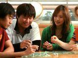 世界中から学生さんが集まる人気校です。